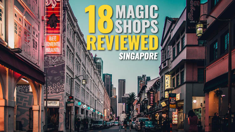 find out where's the best place to MTG in Singapore with our full review of 18 LGS