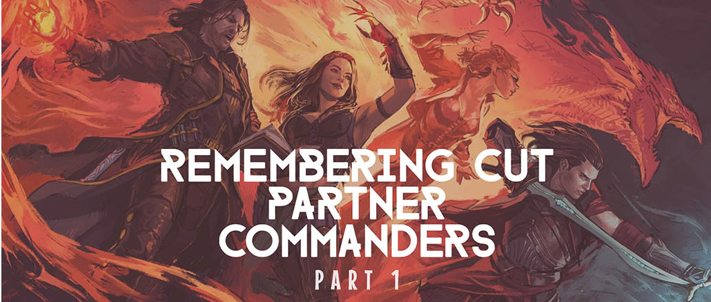 How good are the cut partner commanders from CMR