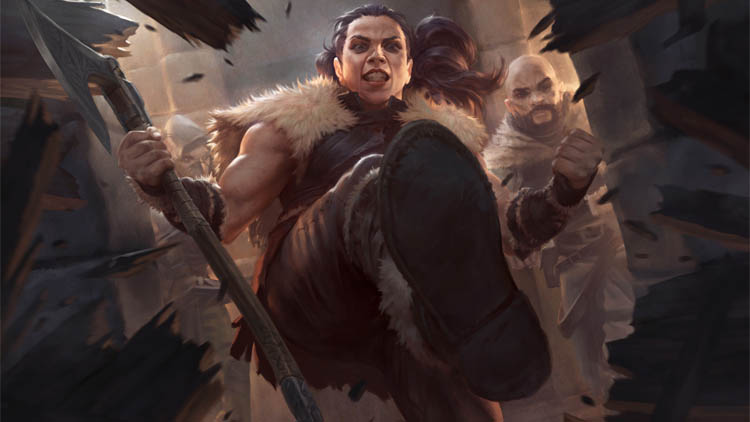 Unveiling the new enchantment classes in MTG Adventures in the Forgotten Realms